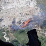 Declarado un Incendio Forestal