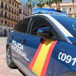 Detienen a un hombre que abordó a un conocido robándole los 700 euros de paga que acababa de retirar del banco